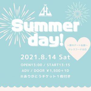 Summer day! @ 新宿アルタ7F KeyStudio